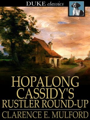 cover image of Hopalong Cassidy's Rustler Round-Up