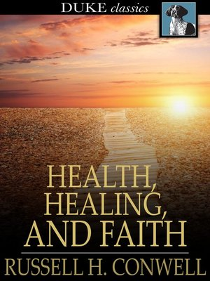 cover image of Health, Healing, and Faith