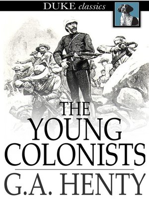 cover image of The Young Colonists