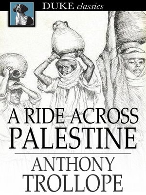 cover image of A Ride Across Palestine