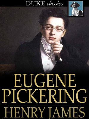 cover image of Eugene Pickering