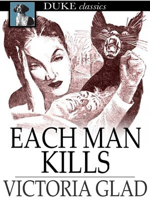 cover image of Each Man Kills