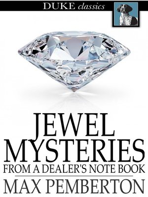 cover image of Jewel Mysteries