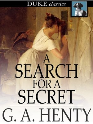 cover image of A Search for a Secret