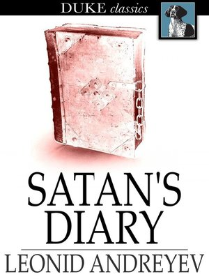 cover image of Satan's Diary