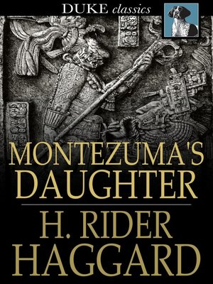cover image of Montezuma's Daughter