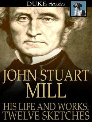 cover image of John Stuart Mill