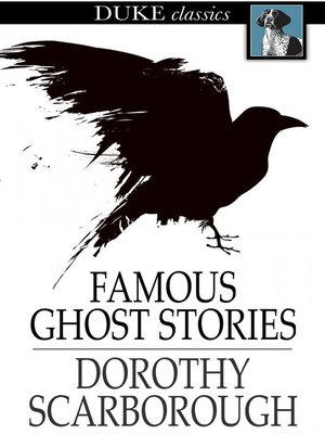 cover image of Famous Ghost Stories