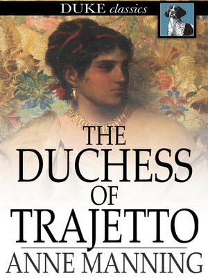 cover image of The Duchess of Trajetto