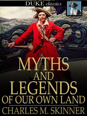 cover image of Myths and Legends of Our Own Land