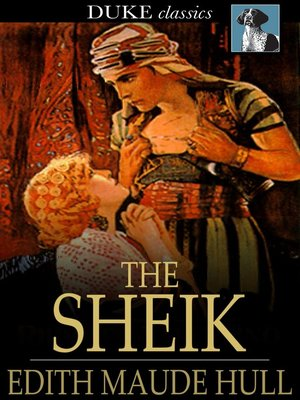 cover image of The Sheik