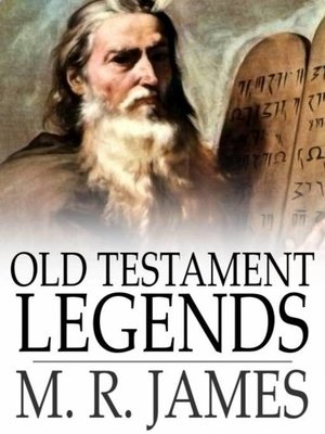cover image of Old Testament Legends