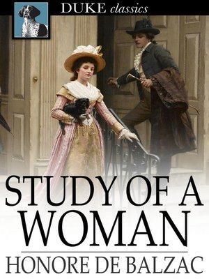 cover image of Study of a Woman