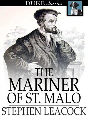 cover image of The Mariner of St. Malo