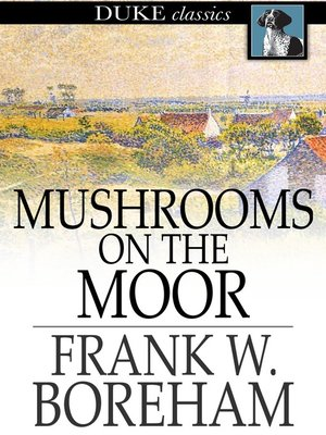 cover image of Mushrooms on the Moor