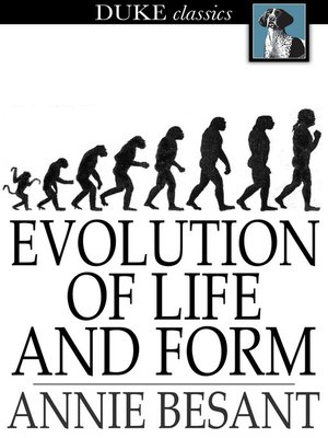 cover image of Evolution of Life and Form