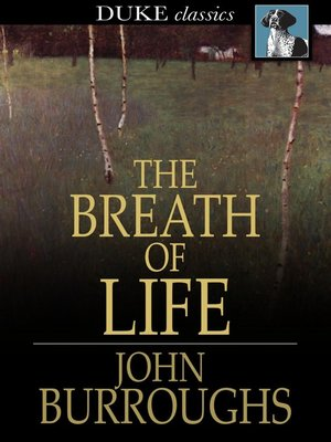 cover image of The Breath of Life
