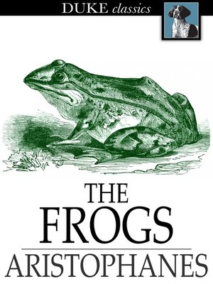cover image of The Frogs