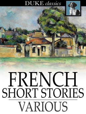 cover image of French Short Stories
