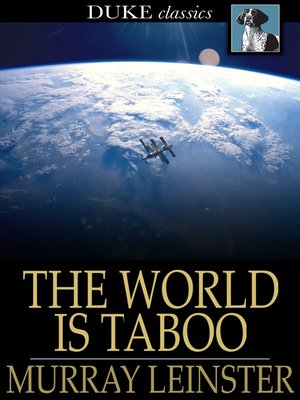 cover image of The World is Taboo