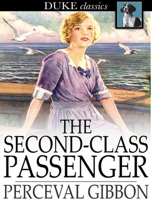 cover image of The Second-Class Passenger