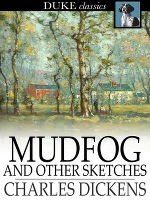 cover image of Mudfog and Other Sketches