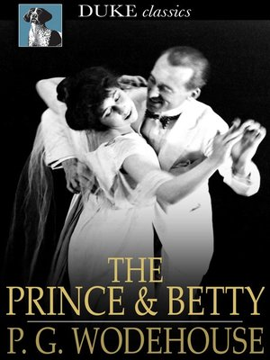 cover image of The Prince and Betty