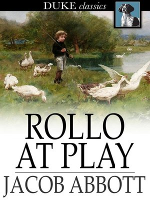 cover image of Rollo at Play