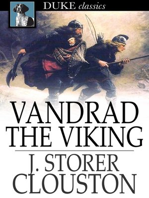 cover image of Vandrad the Viking