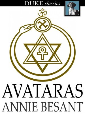 cover image of Avataras