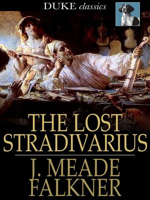 cover image of The Lost Stradivarius