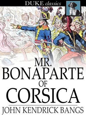 cover image of Mr. Bonaparte of Corsica