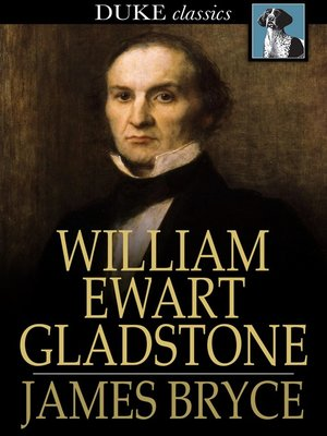 cover image of William Ewart Gladstone