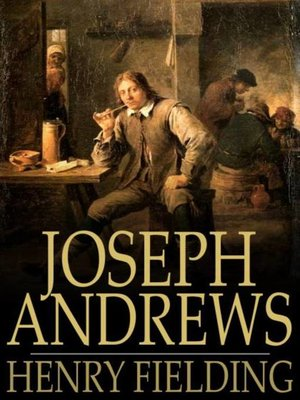 cover image of Joseph Andrews