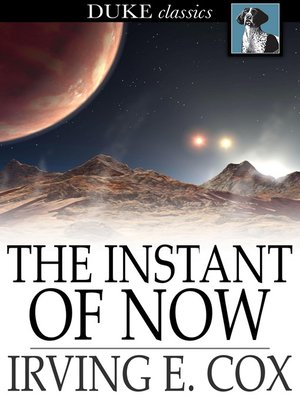 cover image of The Instant of Now