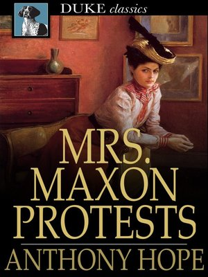 cover image of Mrs. Maxon Protests
