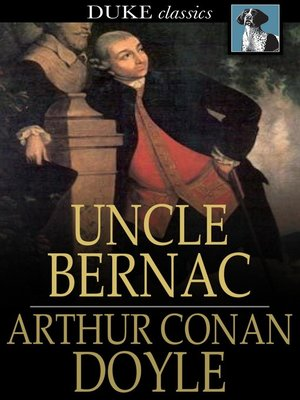 cover image of Uncle Bernac