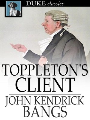 cover image of Toppleton's Client
