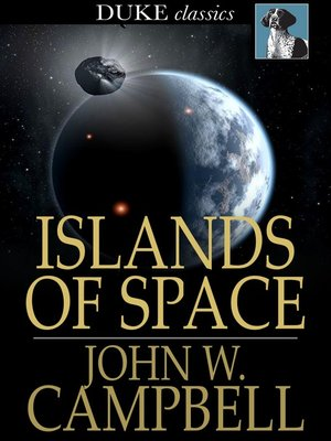 cover image of Islands of Space