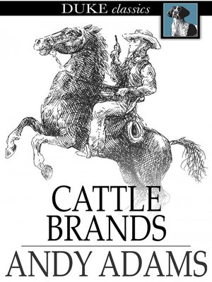cover image of Cattle Brands