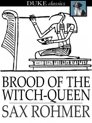 cover image of Brood of the Witch-Queen