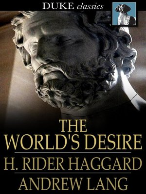 cover image of The World's Desire