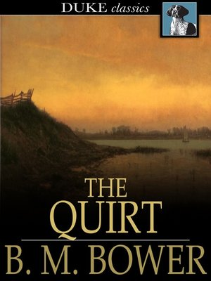 cover image of The Quirt