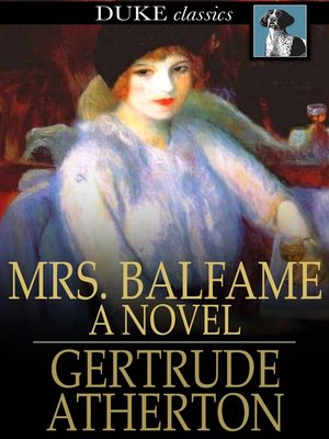 cover image of Mrs. Balfame