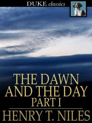 cover image of The Dawn and the Day