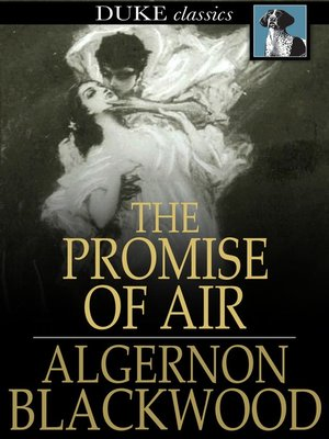 cover image of The Promise of Air