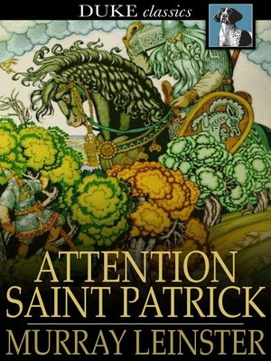 cover image of Attention Saint Patrick