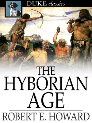 cover image of The Hyborian Age