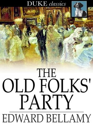 cover image of The Old Folks' Party