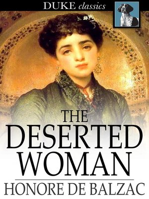 cover image of The Deserted Woman